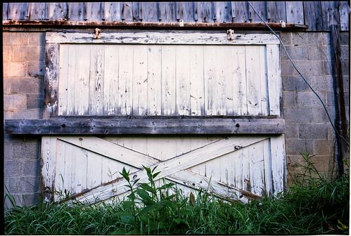 Barn Door Study #6