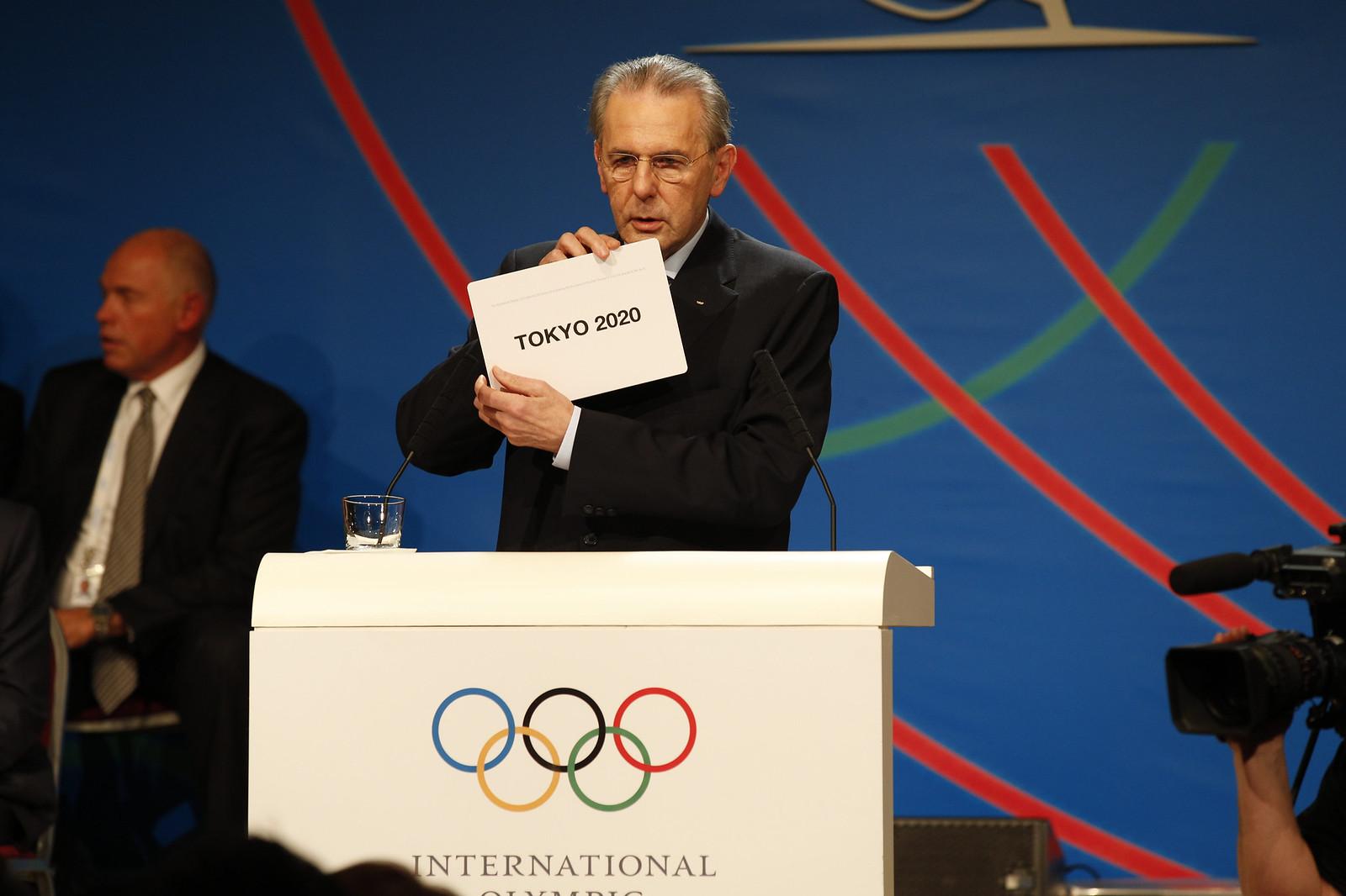 Олимпиада 2020 года пройдёт в Токио