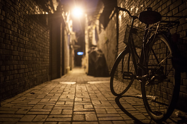 Bike at Night