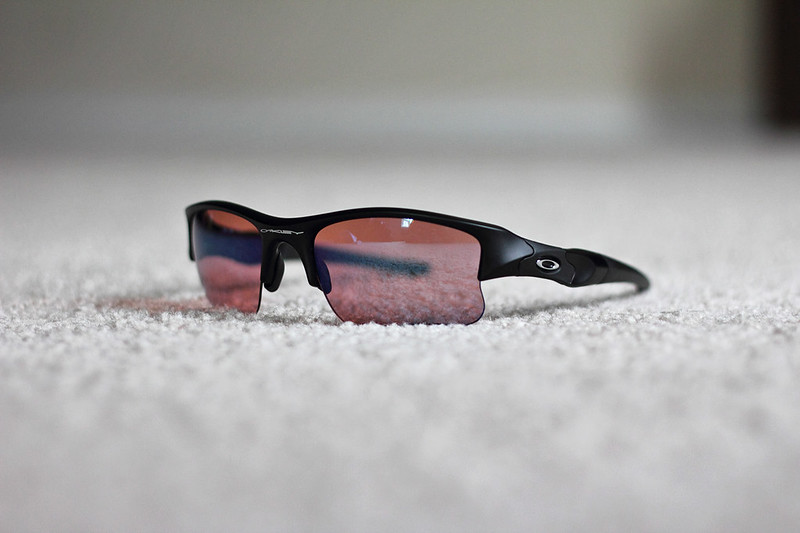 oakley flak jacket xlj golf sunglasses  posted image · oakley flak jacket
