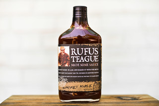 Rufus Teague Whiskey Maple Barbecue Sauce