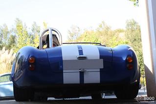 Prueba Shelby Cobra