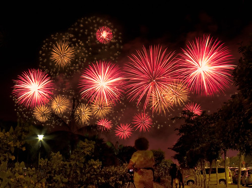 Putrajaya Fireworks Competition 2013 - Team USA