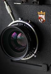 Nikon Nikkor-W 135mm f5.6
