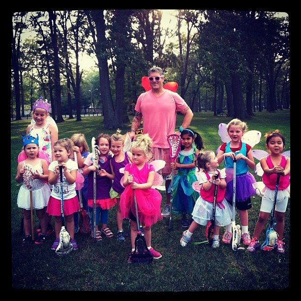 LAX Fairy day!
