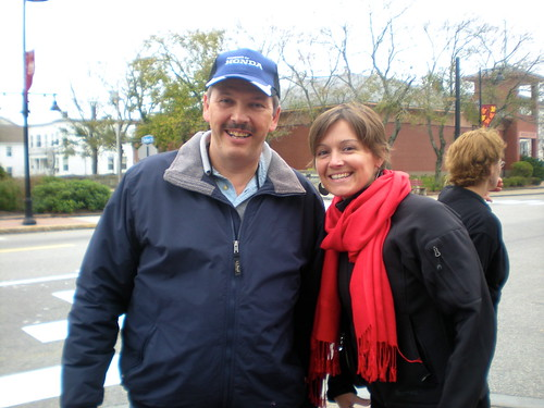 Million Mile Joe & Diane Peacock