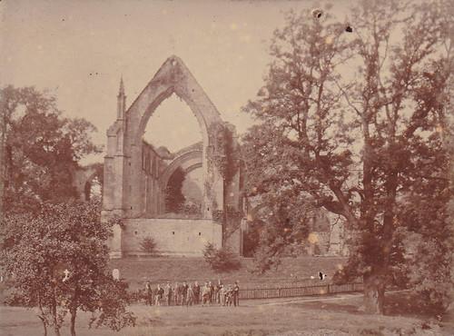 Bolton Abbey circa 1890
