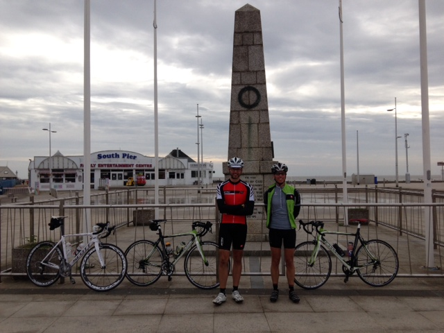 Start Point - Lowestoft