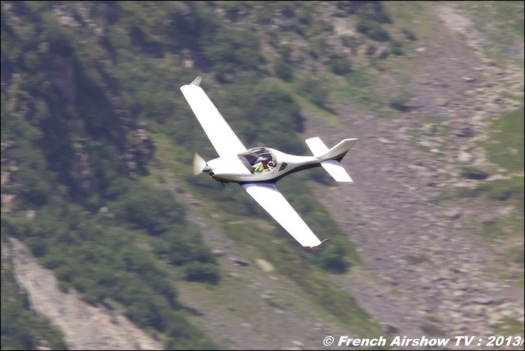 Dynamic WT9 Turbo F-WBYL, Meribel Air Show 2013