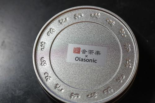 Olasonic 音茶楽 TH-F4N