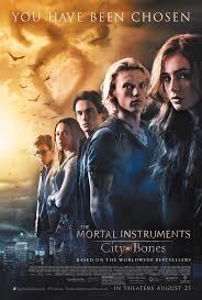 Vũ Khí Chết Người: Thành Phố Xương - The Mortal Instruments: City Of Bones