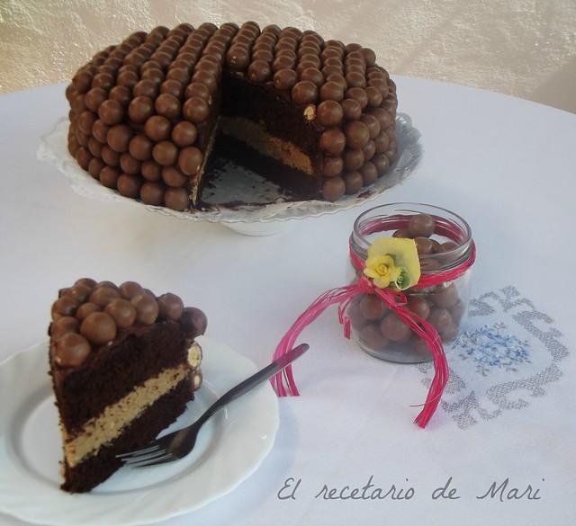Tarta Maltesers 62
