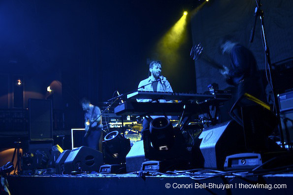Dutch Uncles @ The Ritz, Manchester 10/11/13
