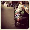 Cool seats@Camden market