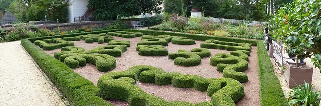 Upper Garden Hedges
