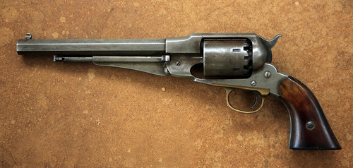 1858 - what do I have here?? Early serial? - Remington Society