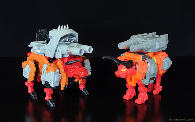Predacon Tantrums