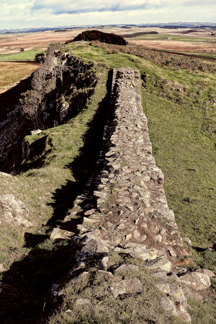 My Favorite Part of Hadrian's Wall