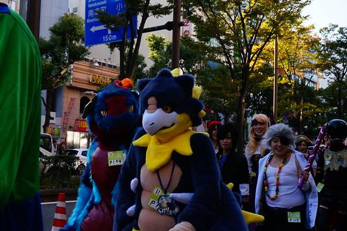Kawasaki Halloween Parade 2013 35