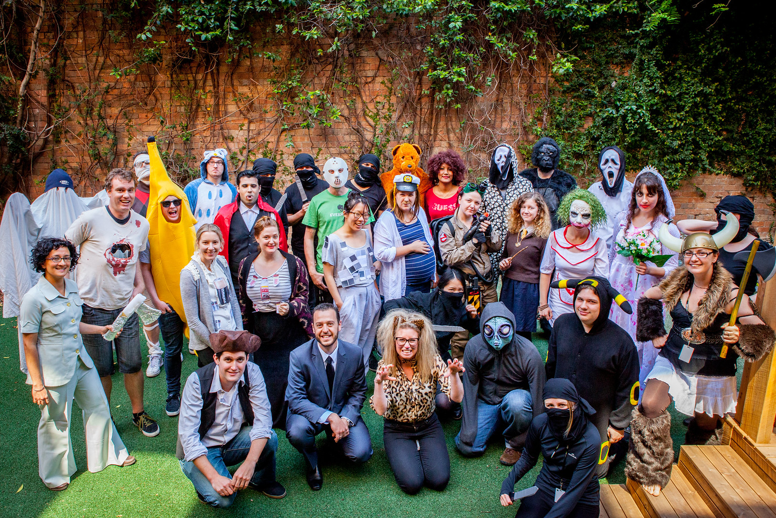 celebrating halloween at envato a photo essay
