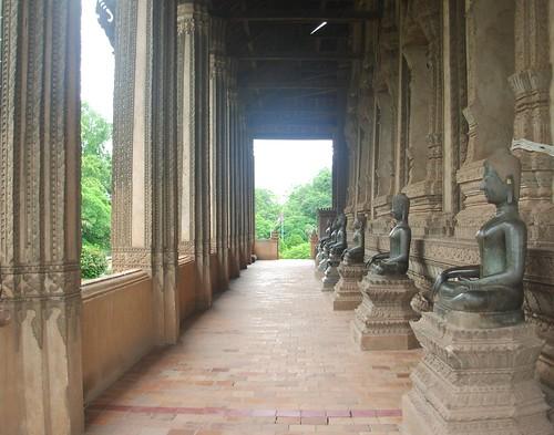 Vientiane 2007-Wat Ho Phra Keo (3)