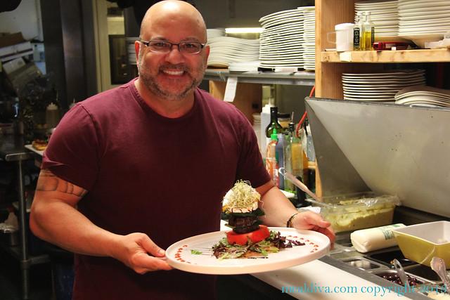 Moe's Bistro, Chef Moe, Lebanon