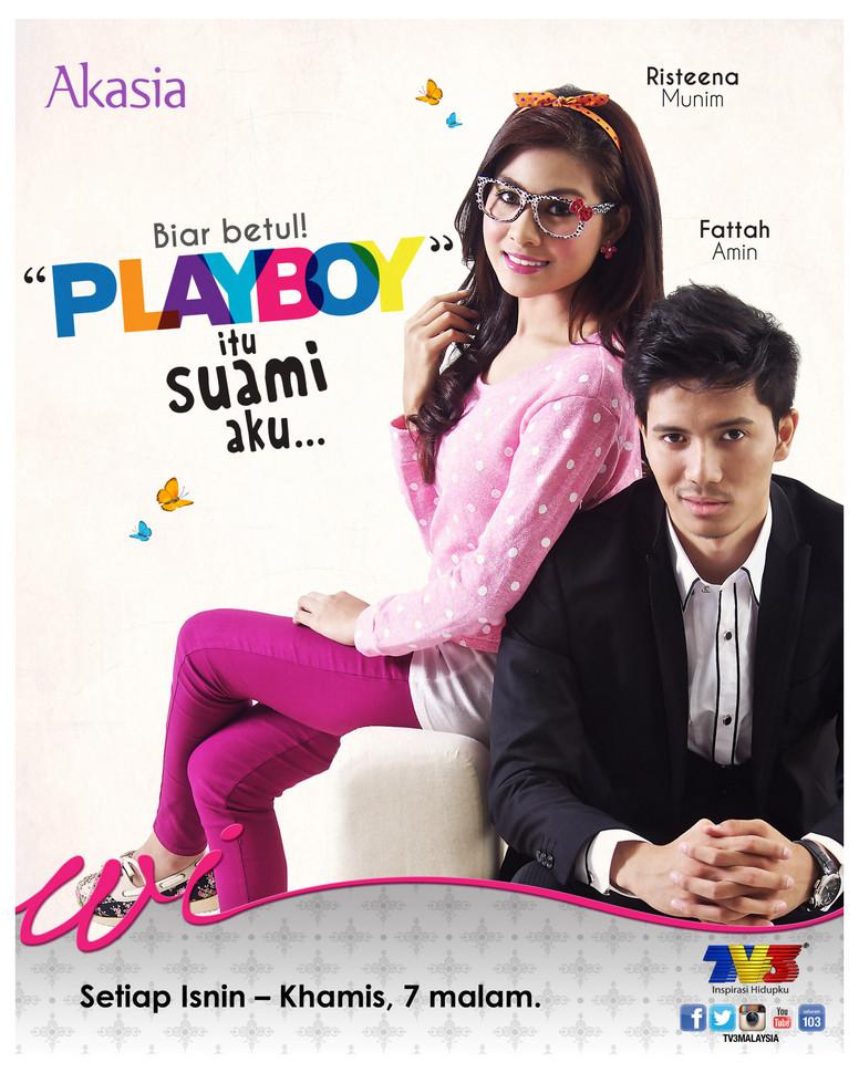 Poster Playboy Itu Suami Aku