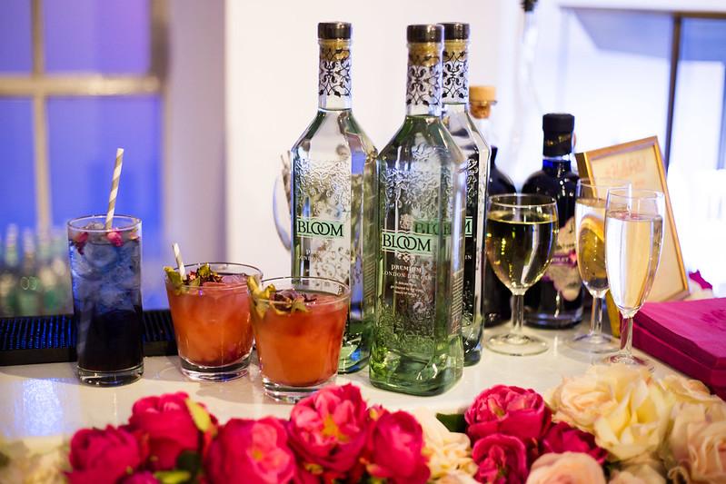 Push PR: Bloom Gin