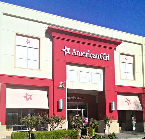 American Girl San Francisco