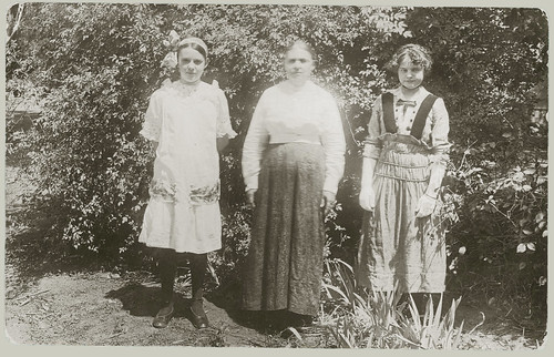 Trio of girls