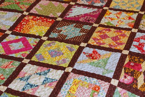 The Farmer's Wife Quilt - a