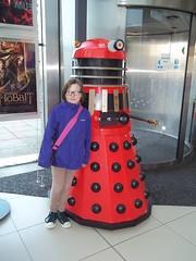 Eris and a Dalek