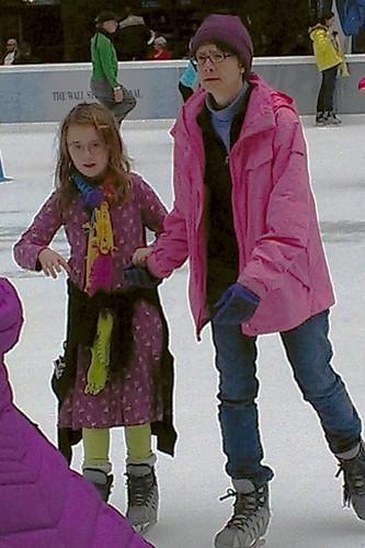 C9 ice skating