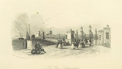 """British Library digitised image from page 278 of """"Summer Tour to the Isle of Wight; including Portsmouth, Southampton, Winchester, the South Western Railway, &c [With plates, illustrations, and a map.]"""""""