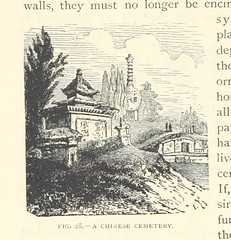 """British Library digitised image from page 100 of """"China and the Chinese ... Translated and edited by Mrs. Arthur Bell ... With ... illustrations"""""""