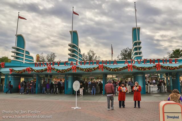 Disneyland Jan 2013 - Disney California Adventure