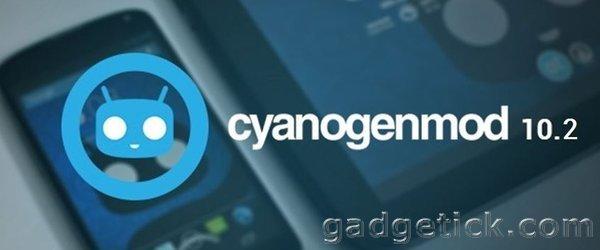 CyanogenMod 10.2 Final
