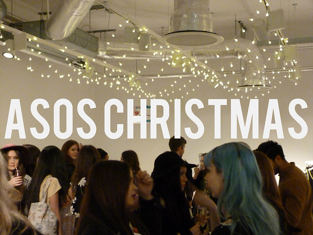 ASOS Christmas party | Sheffield Fashion Blogger | Outfit post