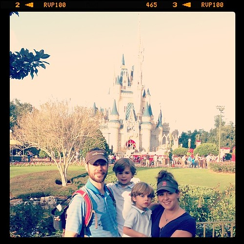 We came...we played...we conquered!  #magickingdom