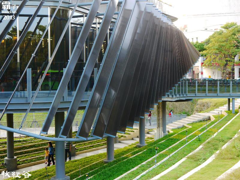 11268141083 4ef0734248 b - 秋紅谷廣場,獨特的下凹式生態景觀公園,台中新一代的熱門景點。