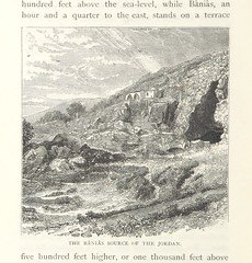 """British Library digitised image from page 376 of """"The Ride through Palestine ... Illustrated, etc"""""""