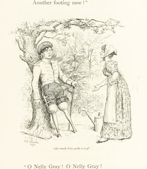 """British Library digitised image from page 163 of """"Humorous Poems ... With a preface by A. Ainger, and ... illustrations by C. E. Brock. L.P"""""""