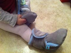 Knuffelchen Stiefel