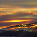 colored glaze clouds in ChiaYi 凌晨在三十六彎盡頭 欣賞雲海和琉璃光 by *dans