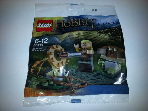 LEGO The Hobbit Legolas Greenleaf Polybag (30215)