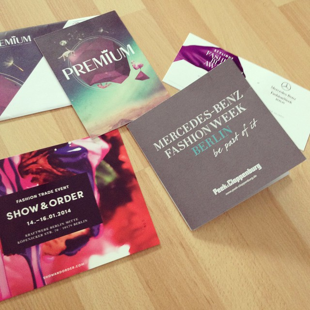 berlin fashion week invitation lisforlois