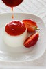 Thumbnail image for Vegetarian Panna Cotta With Strawberry Coulis