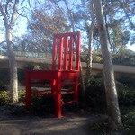 01/15: Big Red Chair