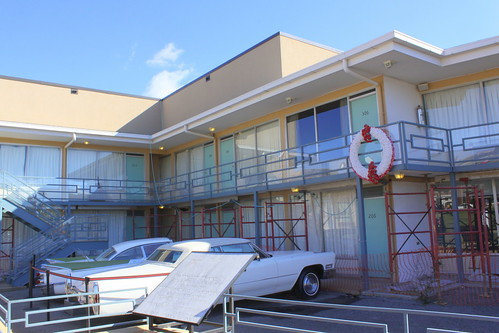 Lorraine Motel / National Civil Rights Museum
