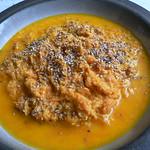 Carrot Joghurt Soup - Möhren-Joghurt-Suppe